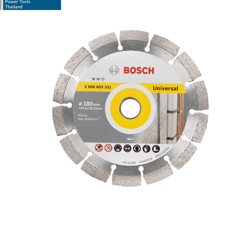 BOSCH ใบตัดเพชร Eco 7นิ้ว #331