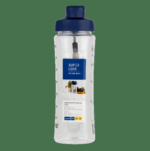 Superlock ขวดน้ำ TAITAN 600 ml.  5212 คละสี สีขาว
