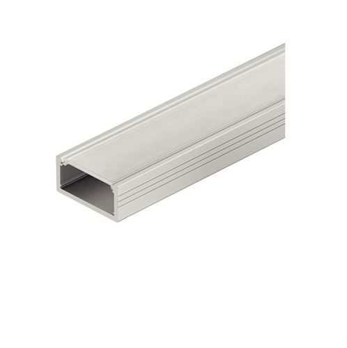 HAFELE  รางอะลูมิเนียม สำหรับไฟสตริปไลท์ LED ขนาด 2.5 ม.  833.72.840