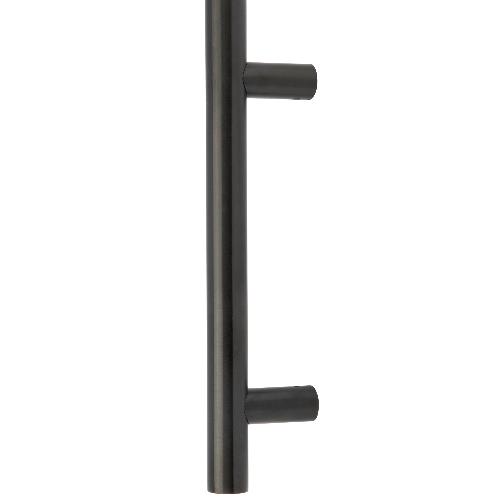 HAFELE ชุดมือจับประตูบานดึง ขนาด600x400มม.   903.11.862 สีดำ