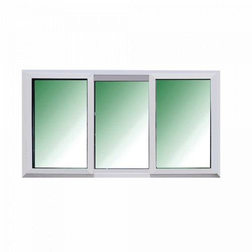 RKT หน้าต่างบานเลื่อน3บาน 180x110  ระฆังทอง