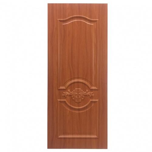 RKT ประตูPVC  70*200   สีโอ๊คแดง WINTECH สีน้ำตาลเข้ม