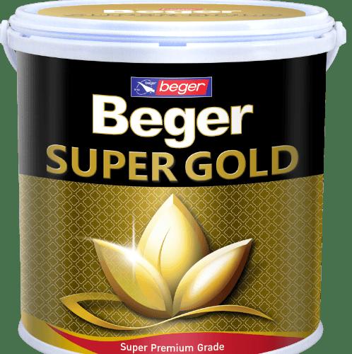 Beger สีน้ำอะครีลิกสีทองคำ  (เฉดสีทองคำยุโรป) A/C 707