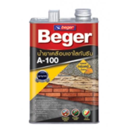 Beger น้ำยาเคลือบเงาอะครีลิก A-100 QG