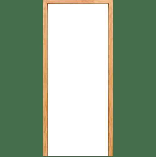 D2D วงกบประตูไม้ดักลาสเฟอร์ ขนาด 120x220 cm. FJ (COM.1)