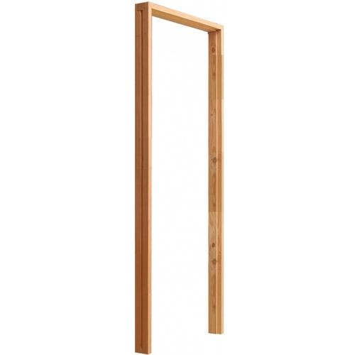 D2D วงกบประตู ไม้ดักลาสเฟอร์ ขนาด 80x220cm.  D2D-FJ (COM.1