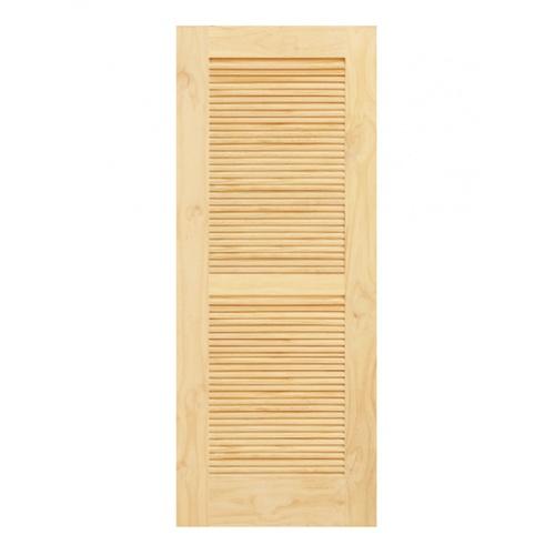 - ประตูไม้สนนิวซีแลนด์ ขนาด  70x180 cm.  Eco Pine-020