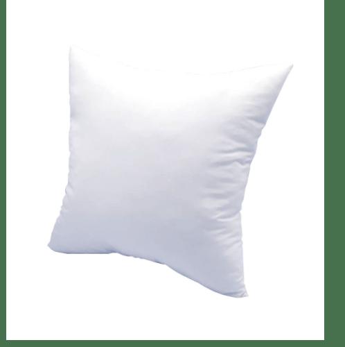 Truffle ไส้หมอนอิงผ้าซาติน ขนาด 18x18นิ้ว สีขาว