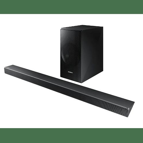 SAMSUNG ลำโพง Sound bar HW-N550/XT สีดำ