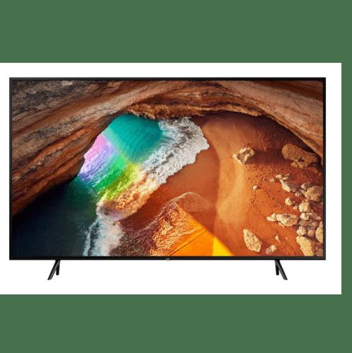 SAMSUNG โทรทัศน์ QLED TV ขนาด 65 นิ้ว   QA65Q60RAKXXT สีดำ