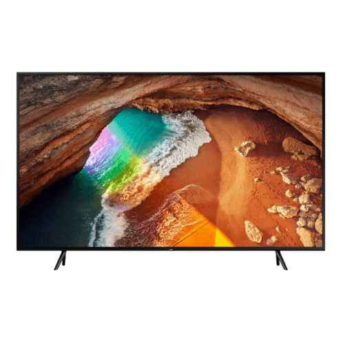 SAMSUNG โทรทัศน์ QLED TV ขนาด 75 นิ้ว  QA75Q60RAKXXT สีดำ