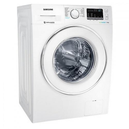 SAMSUNG เครื่องซักผ้าฝาหน้า 7 กก. WW70J42E0IW/ST สีขาว