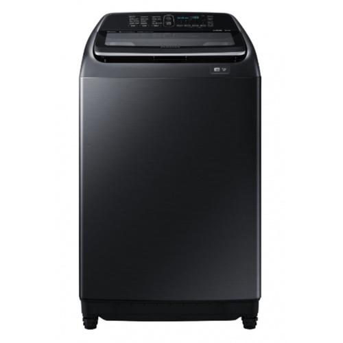 SAMSUNG เครื่องซักผ้าอัตโนมัติ 16 กก.  WA16N6780CV/ST สีดำ