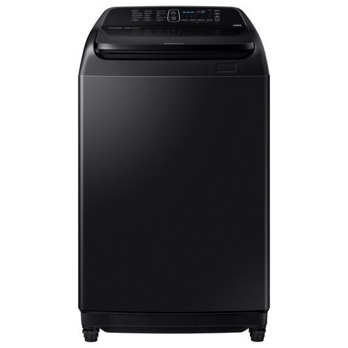 SAMSUNG เครื่องซักผ้าฝาบน Inverter 14 กก. WA14R6380BV/ST สีดำ