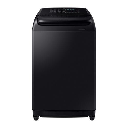 SAMSUNG เครื่องซักผ้าฝาบน Inverter 15 กก.  WA15R6380BV/ST  สีดำ