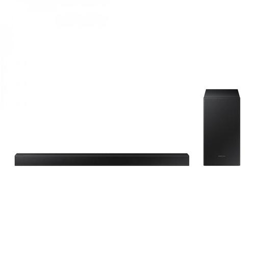 SAMSUNG ซาวด์บาร์ HW-T450/XT  สีดำ