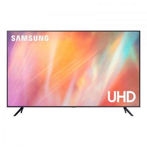 SAMSUNG โทรทัศน์ UHD TV ขนาด 43 นิ้ว UA43AU7700KXXT สีดำ