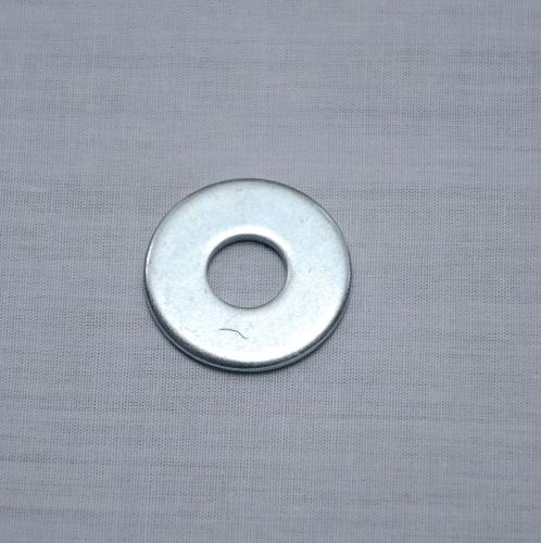 uheng แหวนอีแปะ ชุบขาว 3/8 นิ้ว