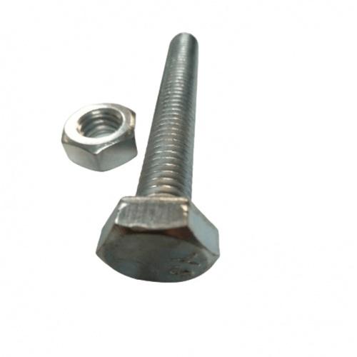 uheng สกรูพร้อมน็อต  ขนาด 5/8 นิ้ว x4(1KG)