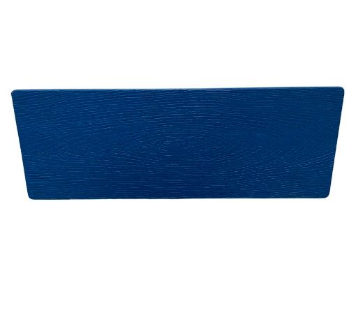 W.PLASTIC  เกียงฉาบปูน PP ขนาด 11x29.5x7.5 ซม.  (โหล) สีฟ้า