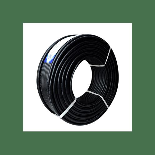 V.E.G สายไฟโซล่าร์เซลล์  Solar Cable PV1-F4 SQ.mm.10ม. สีดำ
