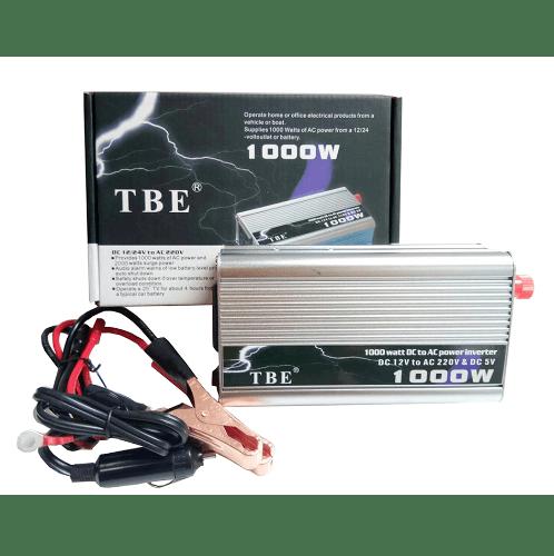 TBE เครื่องแปลงไฟ Inverter DC-AC 220V 1000W Inverter 1000W