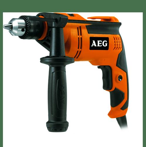 AEG สว่านกระแทก 630 วัตต์ SB 630 RE ส้ม-ดำ