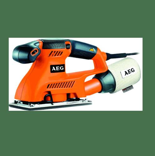 AEG เครื่องขัดกระดาษทราย 1600 วัตต์ FS185 E ส้ม-ดำ