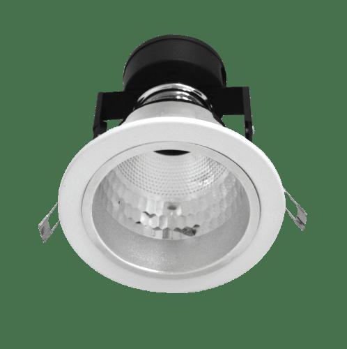 LAMPTAN ดาวน์ไลท์แบบหลุม 4 นิ้ว ALIX สีขาว
