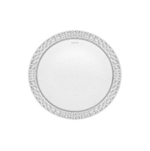 Lamptan โคมเพดาน แอลอีดี มัลติสมาร์ท เซลลิ่ง แลมป์ 24/36W PRISM PEARL สีขาว