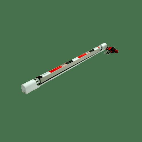 LAMPTAN ชุดราง - ดีซี 12V 18W. แสงเดย์ไลท์ (ใช้สำหรับแบตเตอรี่)