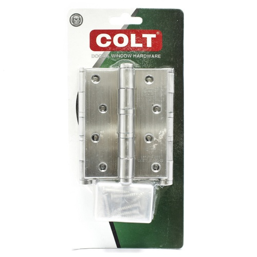 COLT บานพับแสตนเลสCOLT#264นิ้วx3นิ้วSS(1x3) บานพับแสตนเลสCOLT#264นิ้วx3นิ้วSS(1x3)