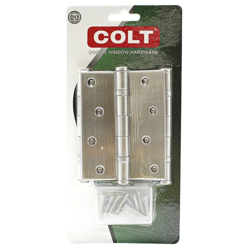 COLT บานพับแสตนเลสCOLT#284นิ้วx3นิ้วSS(1x3) บานพับแสตนเลสCOLT#2844นิ้วx3นิ้วSS(1x3)