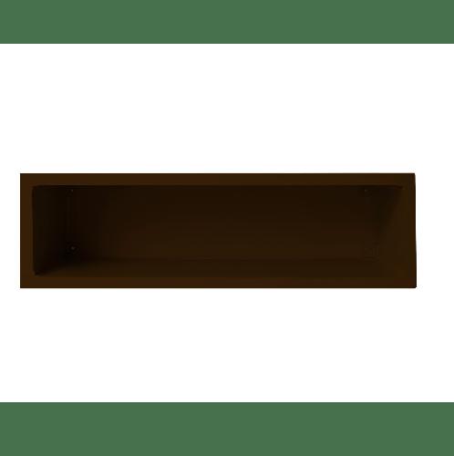 Polywood ช่องแขวนเสริม ขนาด 86x25x34 cm.   M-Series Nature สีโอ๊ค