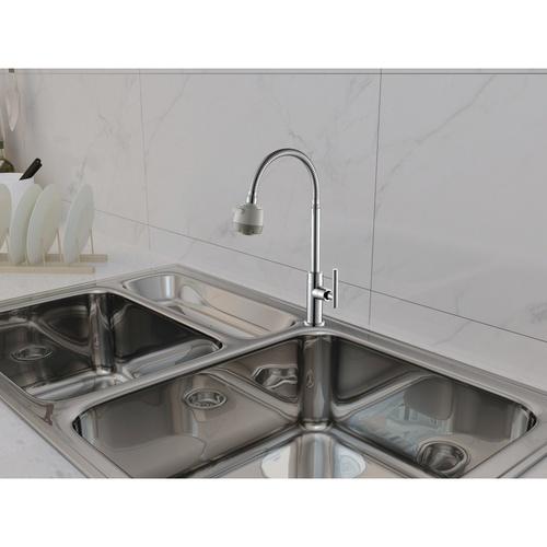 IRIS ก๊อกอ่างล้างจานปรับระดับได้แบบติดเคาน์เตอร์  ลิลลี่ 701-9A