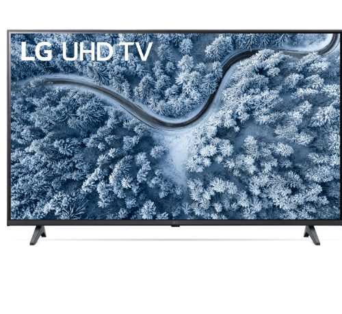 LG โทรทัศน์  4K Smart TV UHD 43 นิ้ว 43UP7700PTC.ATM สีดำ