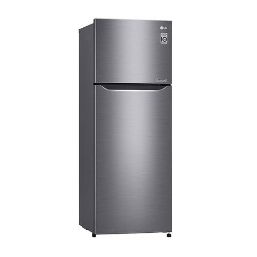 LG ตู้เย็น 2 ประตู ขนาด 7.4 คิว GN-B222SQBB สีเทา