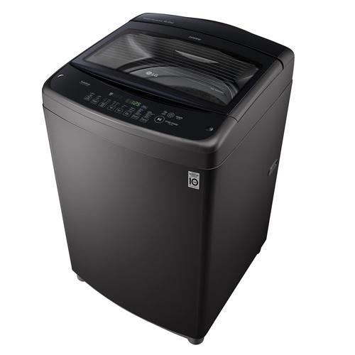 LG เครื่องซักผ้าฝาบน 15 กก. T2515VS2B สีดำ
