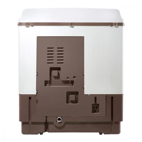 LG เครื่องซักผ้า 2 ถัง ขนาด 10 กก.  TT10NARG สีขาว