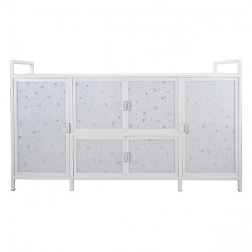 CROWN CROWN ตู้อเนกประสงค์ในครัว 155x43x87 ซม. PQS-LGZ7-1 PQS-LGZ7-1