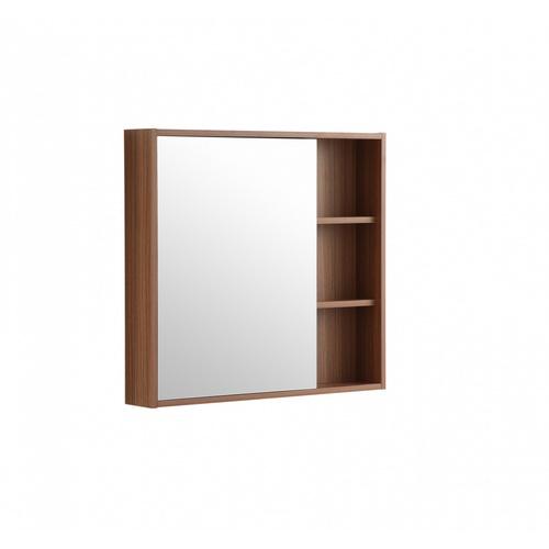 VERNO ตู้กระจกติดผนัง วิลลี่ 0808-80  สีไม้
