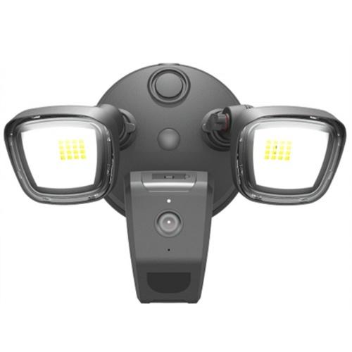 Luma Connect กล้องวงจรปิดอัจฉริยะ กันนํ้า มีไฟในตัว D4-B สีดำ