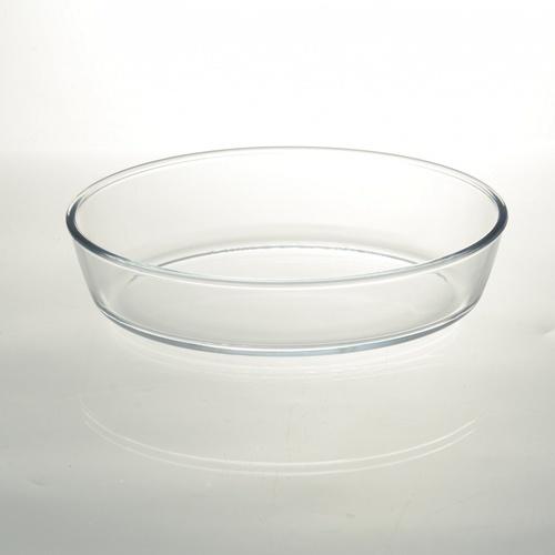 AILO ถาดแก้วทรงรี ขนาด 1.6L. BRIGHT-09