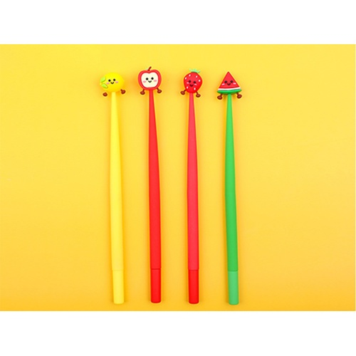 USUPSO ปากกาเจล ครอบครัวผลไม้