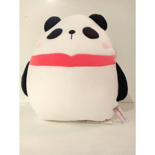 USUPSO  ตุ๊กตาหมีแพนด้า - สีขาว