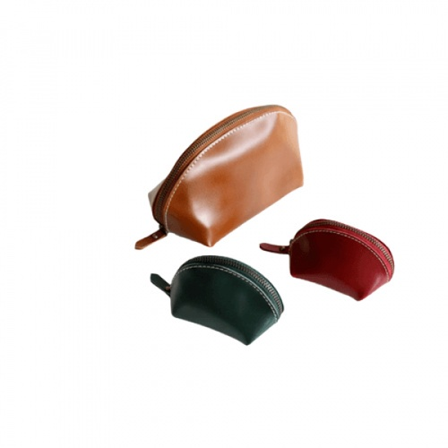 USUPSO  กระเป๋าเงินครึ่งวงกลม-ใหญ่  (คละสี)