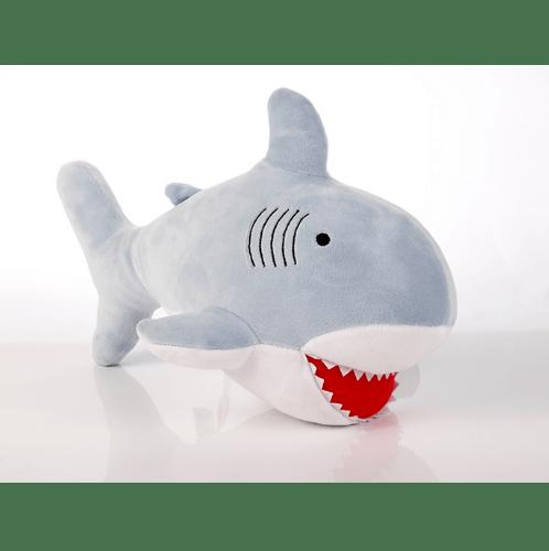 USUPSO ตุ๊กตาปลาฉลามขนาด 17 นิ้ว  - สีฟ้า