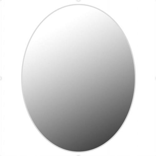 NICE กระจกเงาทรงรี ขนาด 45x60 ซม. PQS-XS6045A2