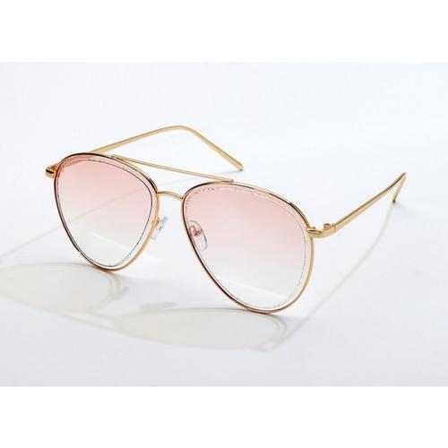USUPSO แว่นตาแฟชั่น  - สีชมพู