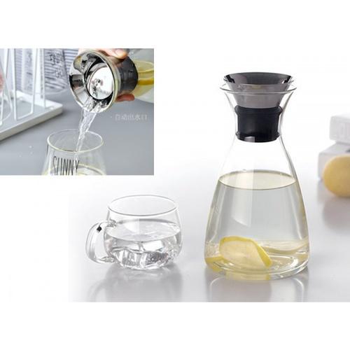 USUPSO เหยือกแก้ว  borosilicate (1,000 มล.)